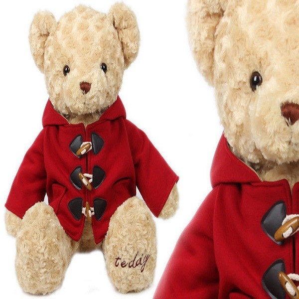 New Design Super Soft Lovely and Popular Teddy Bear Soft Toys for Babies