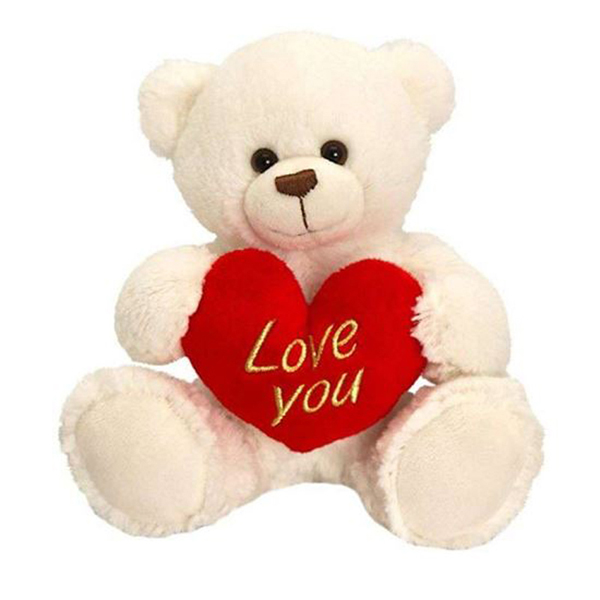Wholesale custom stuffed plush teddy bear personalized Valentine theme toys